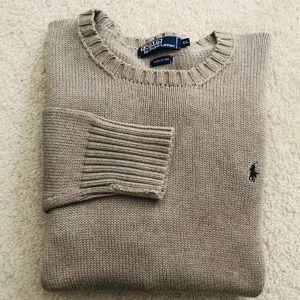 POLO RALPH LAUREN Crewneck Pullover Sweater XL
